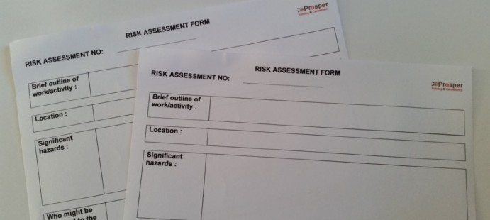 Risk Assessment (Cardiff)
